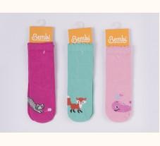 НК90, шкарпетки (1 пара), бавовна, для дівчинки