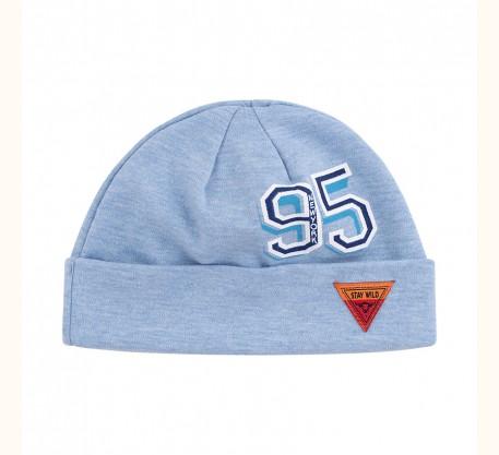 ШП75, шапка, інтерлок, для хлопчика