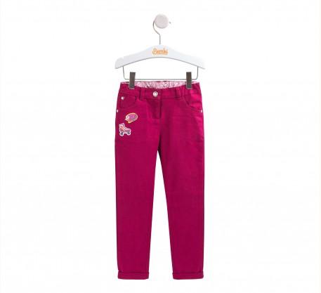 ШР569, штанці, коттон, для дівчинки